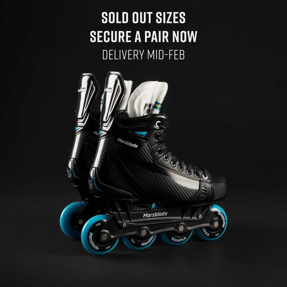 null Marsblade O1 skates (pre-order)